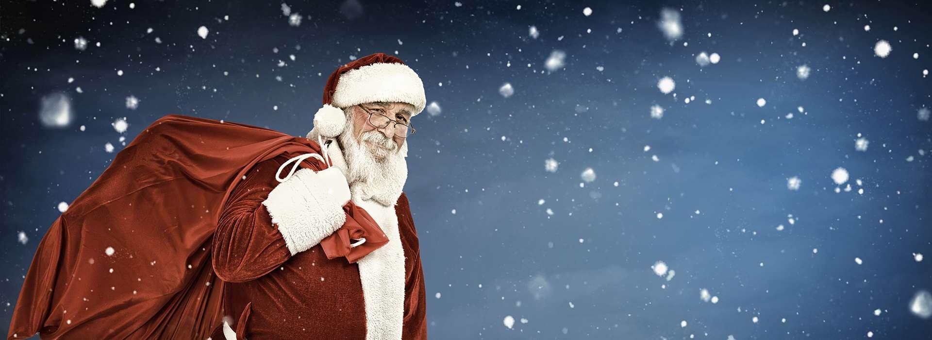 Slider d'images de l'animation Formule classique de Noël